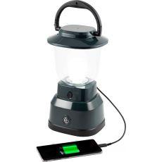 Enbrighten LED 6D USB-Charging Lantern, Green