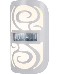 Enbrighten LED Motion-Select Night Light, White