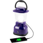 Enbrighten LED 6D USB Charging Lantern, Purple