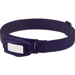 Enbrighten Motion-Sensing Rechargeable LED Headlamp, Purple
